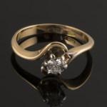 s-193 solitario con diamante